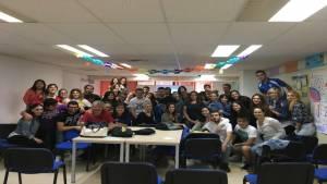 Charlas en aulas - Foto: Secretaría Social