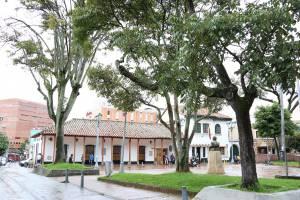 Estudios y diseños de peatonalización en el centro histórico de Usaquén - Foto: Alcaldía Local de Usaquén