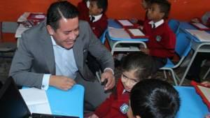 Inversión en educación - Foto: Alcaldía Local de Bosa