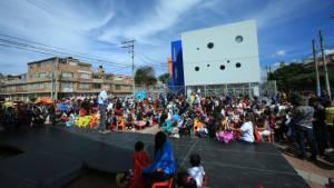 Jardín Infantil Rueda de Colores - Foto: Alcaldía de Bogotá