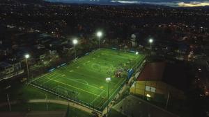 Polideportivo del Jazmín - Foto: Instituto Distrital de Recreación y Deporte
