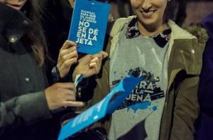 La campaña ya está en marcha en sitios clave de Bogotá.