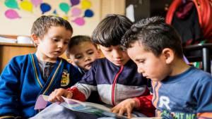 Línea de primera infancia - Foto: Secretaría de Educación