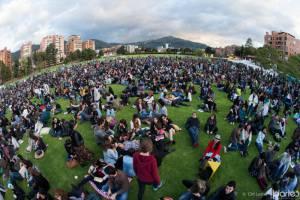 1er Diálogo Internacional Cultura en Común en Canta Rana - Foto: Idartes- Carlos Lema