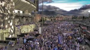 Mal aprovecchamiento de el estadio El Campín - Foto: Kien y Ke