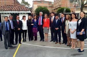 Mujeres en el gabinete - Portal Bogotá - Foto:Prensa Alcaldía Mayor