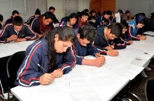 Estudiantes nuevos - Portal Bogotá - Foto:educacionbogota.edu.co