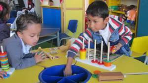 Niños - Foto: Javier Cortés-Portal Bogotá