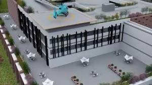 Nuevo Hospital Usme - Foto: Secretaría Distrital de Salud