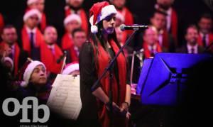 Santa Fe: disfrutará de viilancicos y música navideña con la Orquesta Filarmónica - Foto: OFB