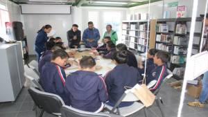 Infantes artistas - Foto: Secretaría de Cultura, Recreación y Deporte