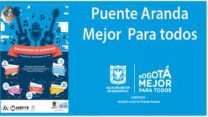 Listos el Encuentro de Juventud en Puente Aranda - Foto: Alcaldía Local de Puente Aranda