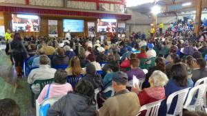 Rendición de cuentas en Rafael Uribe Uribe - Foto: Notas de Acción