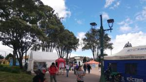 Parque Fundacional - Foto: Secretaría General de la Alcaldía Mayor