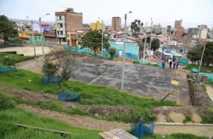 Parque Pueblo Viejo - Foto: Alcaldía local de La Candelaria