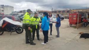 Parqueadero al día es una campaña de sensibilización y control a parqueaderos