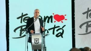 Alcalde Enrique Peñalosa - Foto: Secretaría Distrital de Planeación