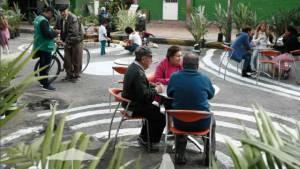 Plazoletas Bogotá - Foto: Secretaría de Movilidad