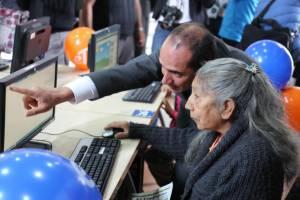 Portal Interactivo - Foto: Alcaldía Mayor de Bogotá