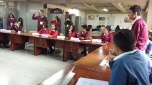 Primera cumbre escolar en Tunjuelito - Foto: Secretaría Distrital de Educación