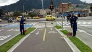Promotores ambientales en Mártires - Foto: Secretaría de Gobierno