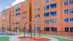 Proyecto de vivienda - Foto: Secretaría del Hábitat