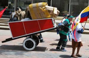 Reciclador - Foto: UAESP