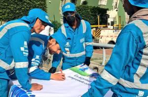 Pedro recuperador ambiental de Bogotá - Foto: Prensa Alcaldía Mayor de Bogotá