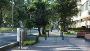 55.440 m2  de espacio público fueron intervenidos en la localidad de Teusaquillo - Foto: IDU
