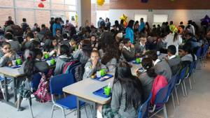 Refrigerios escolares - Foto: Alcaldía Mayor de Bogotá