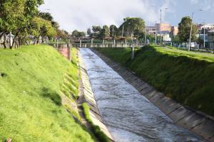 Río Fucha - Foto: Alcaldía Local de Antonio Nariño