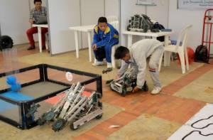 Ya casi llega Bogotá Robótica y usted no se la puede perder