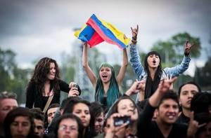 Rock al Parque - Foto: Prensa Secretaría de Cultura