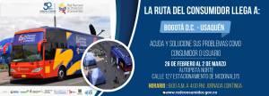 Ruta del Consumidor en Usaquén - Foto: Superintendencia de Industria y Comercio