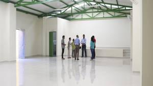 Salón comunal - Foto: Caja de la Vivienda Popular