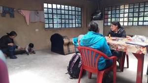 Secretaría Social llegan a los rincones apartados de Sumapaz - Foto: Secretaría Social