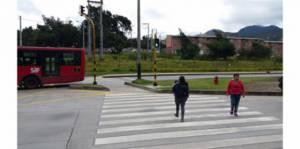 Intersecciones semaforizadas en Usme mejoran la seguridad vial - Foto: Alcaldía Local de Usme