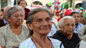 Adulto mayor en Sumapaz - Foto: Alcaldía Local de Sumapaz