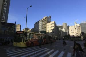 TransMilenio - Foto: Prensa Alcaldía Mayor de Bogotá, Diego Bauman