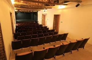 Teatro La Baranda - Foto: Prensa Secretaría de Cultura