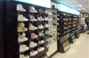 Empleo en tiendas deportivas - Foto: Portal