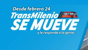 Nuevas rutas de TransMilenio- Foto: TransMilenio S.A