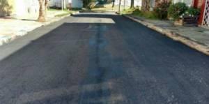 Se mejoró y rehabilitó la malla vial de 15 barrios de Tunjuelito en 8 meses - Foto: Alcadía Local de Tunjuelito