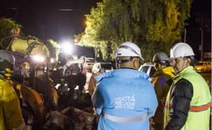 En tiempo récord la Alcaldía Local de Suba concluyó las intervenciones en los sectores Chorrillos 1, 2, 3 y km 4 - Foto:UMV
