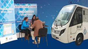 Unidad Móvil - Foto: Secretaría de Hacienda