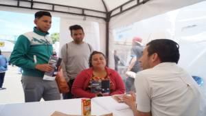 Feria de servicio a la ciudadanía - Foto: Secretaría General de Alcaldía Mayor