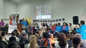 Mesa local de Víctimas - Foto: La Alta Consejería para los Derechos de las Víctimas, la Paz y la Reconciliación
