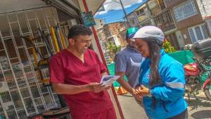 Obras viales de San Cristóbal - Foto: Unidad Administrativa Especial de Rehabilitación y Mantenimiento Vial