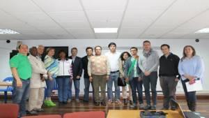 Consejos Locales de Propiedad Horizontal - Foto: Alcaldía Mayor de Bogotá