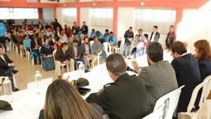 Encuentro ciudadano en Puente Aranda - Foto: Secretaría Distrital de Gobierno